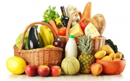 Хлеб, овощи и рис сдобрят йодом