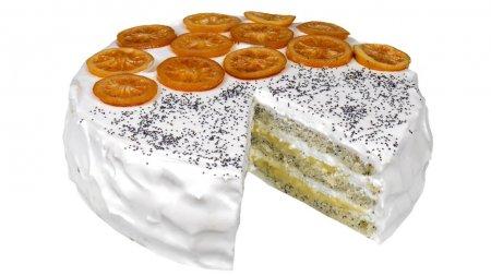 """Торт """"Веснушки"""""""