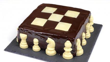 """Торт """"Шахматный"""""""