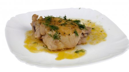 Курица в необычном маринаде
