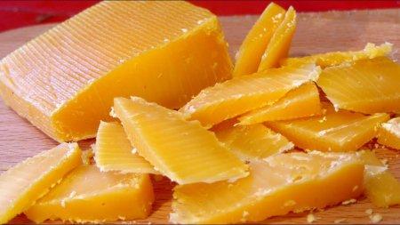 Рецепт холодного копчения твердого сыра