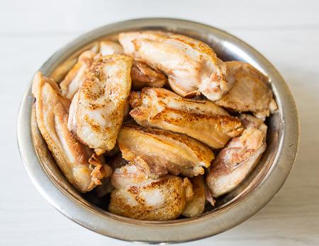 Курица с 40 зубчиками чеснока – повседневный вариант