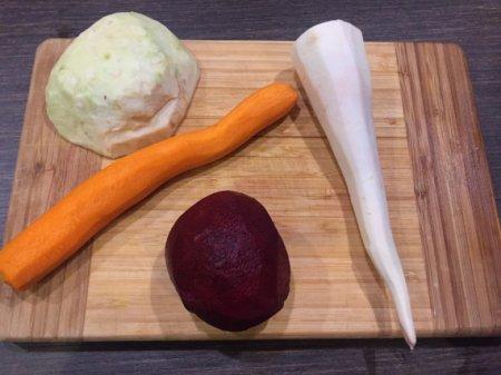 Овощи фри
