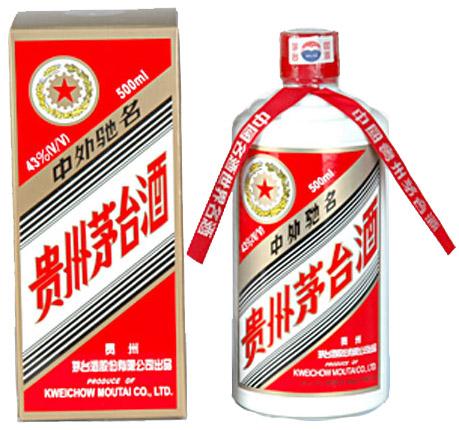 «Маотай» признана самым дорогим спиртным брендом в мире