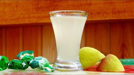 """Рецепт мятно-имбирной настойки на водке """"по-быстрому"""""""