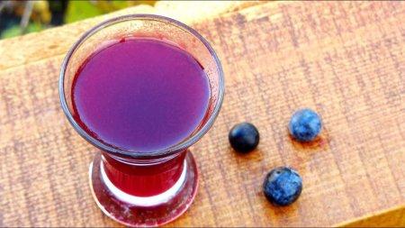 Рецепт тернового ликера на водке