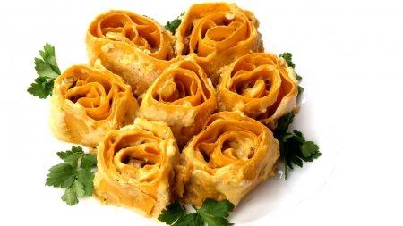 Лазанья розы