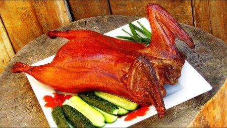 Рецепт копчения утки горяче-холодным способом