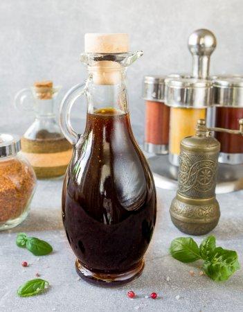 Домашний соус терияки с медом