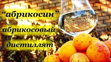 Абрикосин - абрикосовый самогон на косточках