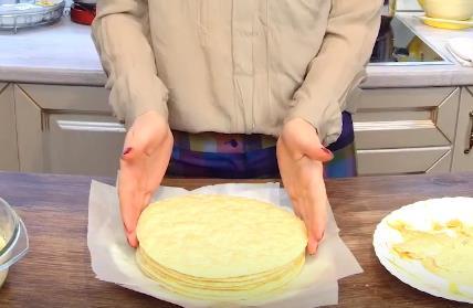 """Нежнейший торт """"Наполеон"""""""