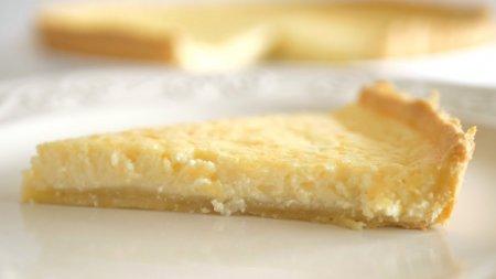 Простой и вкусный сырный пирог