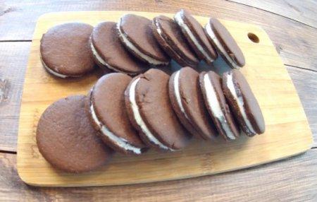 Печенье OREO с сырным кремом