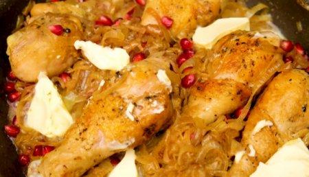 """Армянский """"Хохоп"""" с курицей на ужин за 30 минут"""