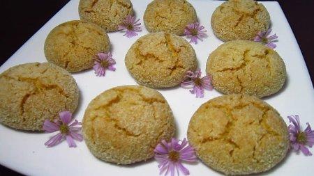 Быстрое домашнее печенье