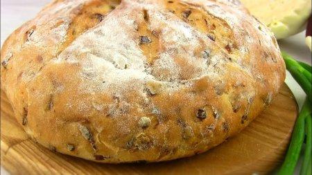 Простой и необычный домашний хлеб