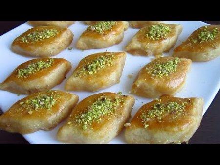 Печенье в сиропе