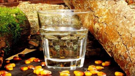 Зерновой самогон по пропорциям от Джим Бим, заготовка для бурбона