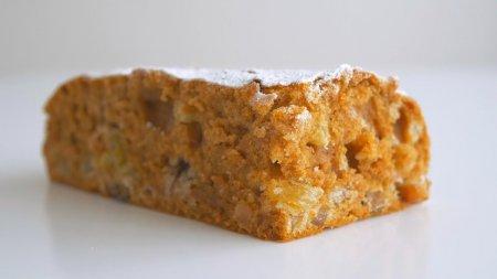 Медовый пирог (коврижка) без яиц и молочных продуктов