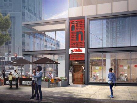 У Nutella появится собственный ресторан