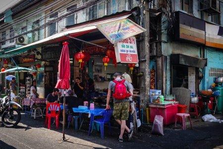 В Бангкоке перестанут продавать уличную еду