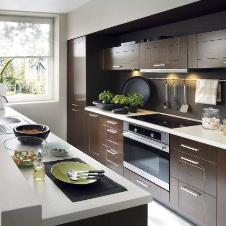 Какую кухню выбрать в маленькую квартиру?