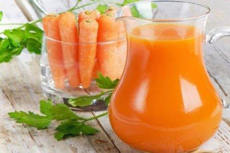 Морковный сок назвали антираковым средством