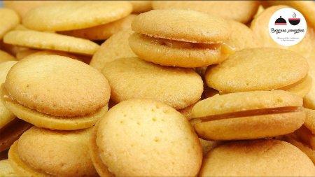 Изумительное печенье за 15 минут, которое отправит вас в детство