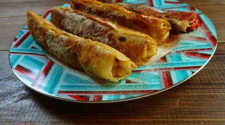 Французский тост из лаваша