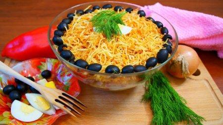 Вкуснейший праздничный мясной салат